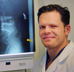 Dr. Jones Recommends Early Treatment for Spinal Stenosis
