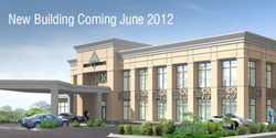 New Orthopedics Building In California