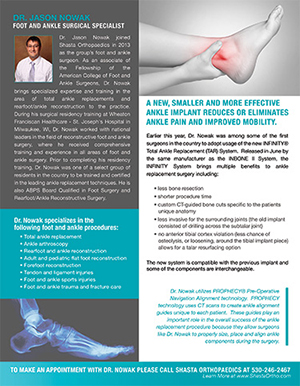 Foot And Ankle Treatments Seminar