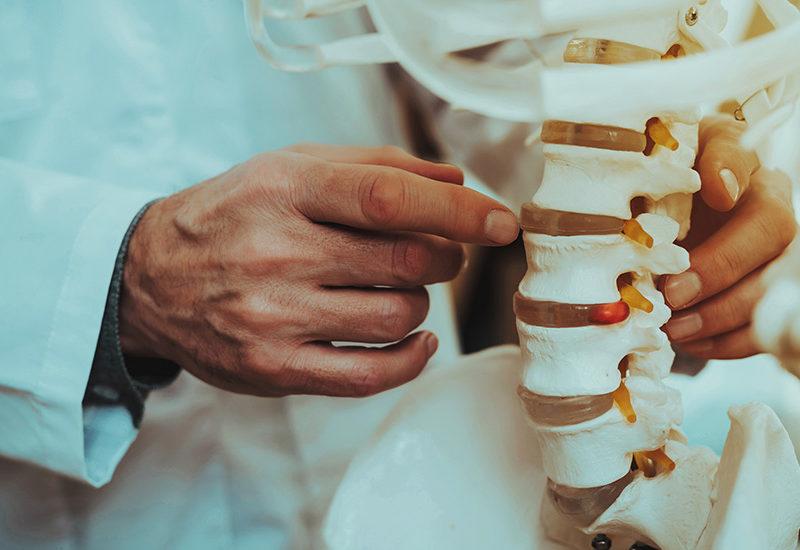 Spine Surgeon In Redding